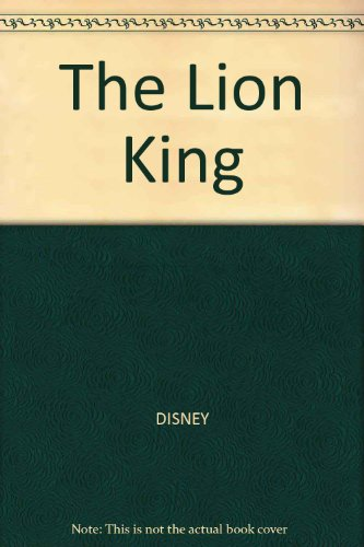 9780721481999: The Lion King