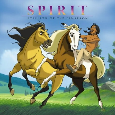 9780721482163: Spirit: Stallion of the Cimarron: Storybook