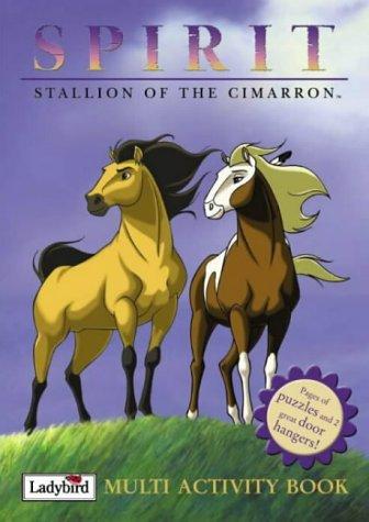 9780721482187: Spirit: Stallion of the Cimarron: Activity Book