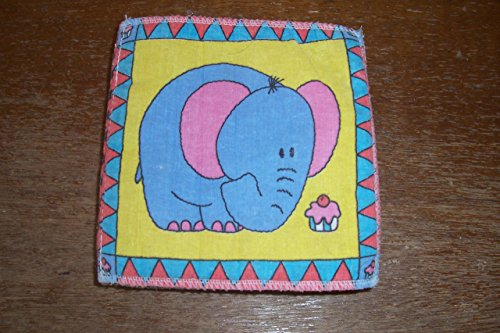 9780721491967: Shake And Play Cot Books Elephant (Books for Babies)