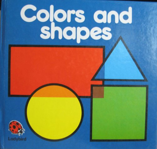 Books About Colors And Shapes | Coloring Pages