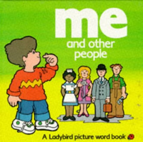 Me and Other People (Square Books, Series No. S808, Vol 7): Lynne Bradbury