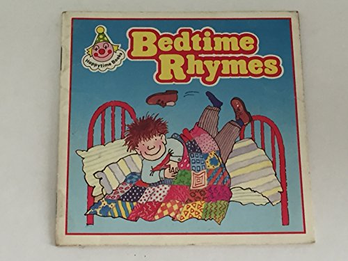 9780721495514: BEDTIME RHYMES- A HAPPYTIME BOOK