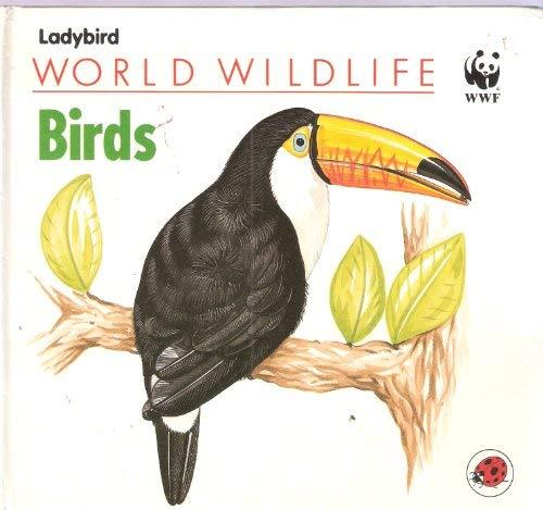 9780721495620: BIRDS (WORLD WILDLIFE FUND)