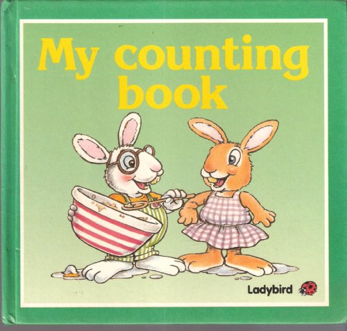 9780721495682: My Counting Book (My square books)
