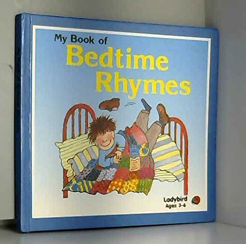 9780721495729: My Book of Bedtime Rhymes (My square books)
