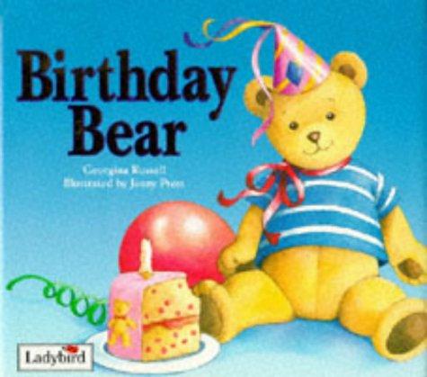 9780721496252: Birthday Bear (Large square books)