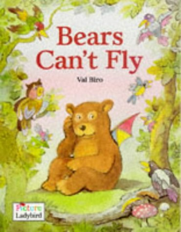 9780721496634: Bears Can't Fly! (Picture Ladybirds) (Spanish Edition)