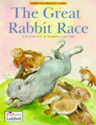 9780721496658: The Great Rabbit Race (Picture Ladybirds)