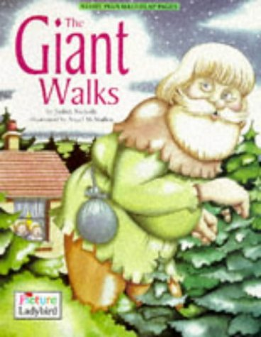 9780721496665: The Giant Walks (Picture Ladybirds)