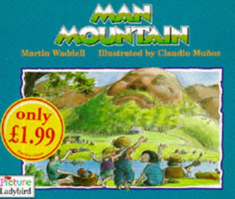 9780721496788: Man Mountain (Picture Ladybirds)