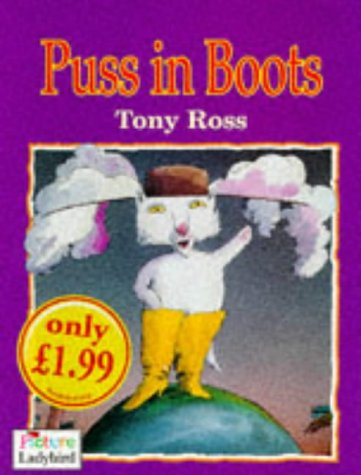 9780721496894: Puss in Boots (Picture Ladybirds)