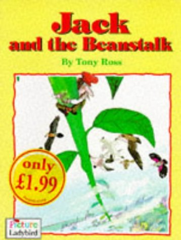 9780721496917: Jack and the Beanstalk (Picture Ladybirds)