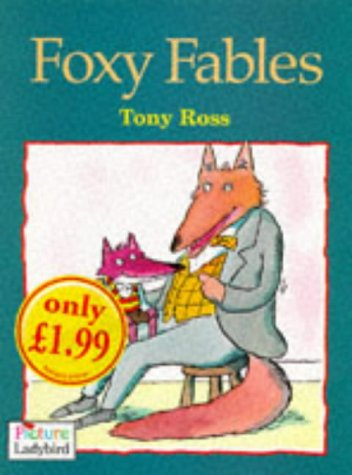 9780721496924: Foxy Fables (Picture Ladybirds)
