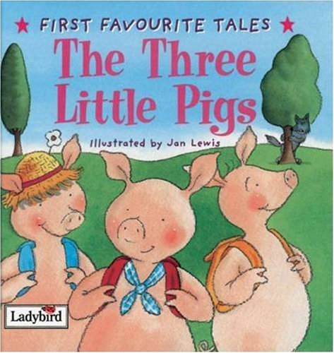9780721497327: Three Little Pigs (First Favourite Tales)