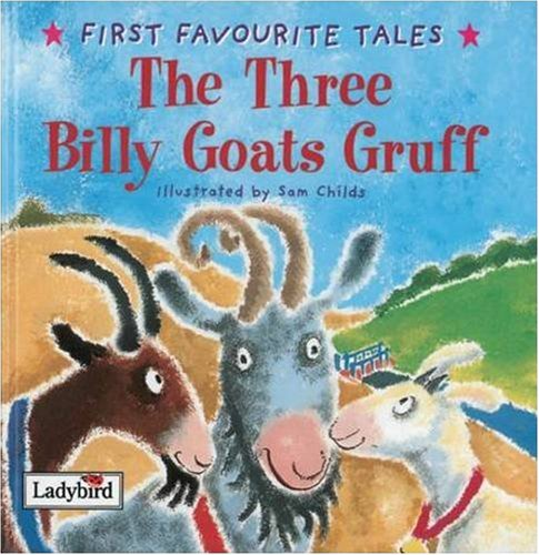 9780721497365: First Favourite Tales Three Billy Goats Gruff
