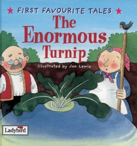 9780721497389: First Favourite Tales: The Enormous Turnip
