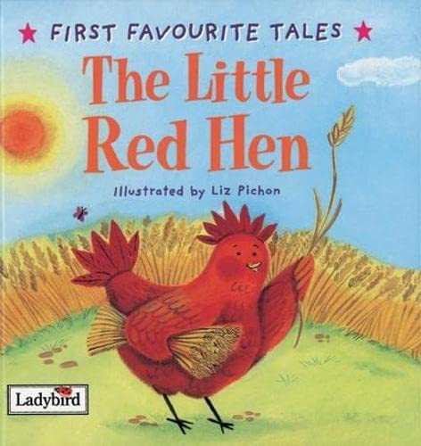 9780721497396: First Favourite Tales Little Red Hen