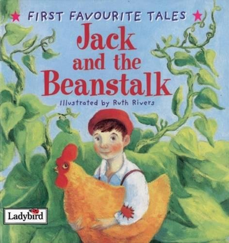 9780721497402: First Favourite Tales: Jack & the Beanstalk