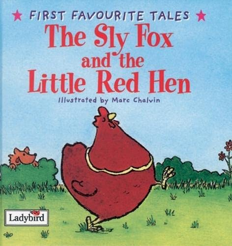 9780721497419: First Favourite Tales Sly Fox And Red Hen