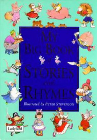 9780721497525: My Big Book Of Stories And Rhymes