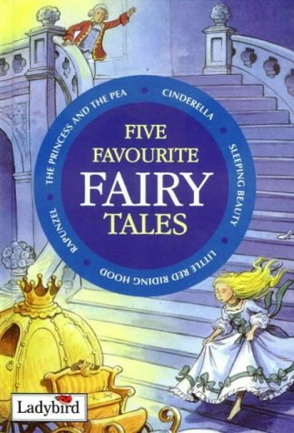 9780721497532: Five Favourite Fairy Tales (Favourite fairy tales SL1)