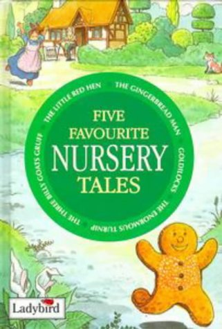 9780721497549: Five Favourite Nursery Tales (Favourite nursery tales SL1)