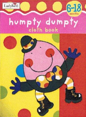 9780721499307: Humpty Dumpty Cloth Book (First Focus S.)