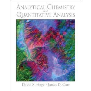 9780721596945: Analytical Chemistry and Quantitative Analysis