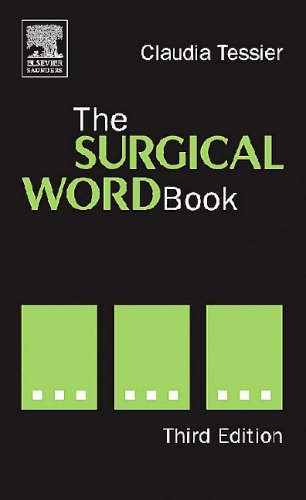 9780721600208: The Surgical Word Book