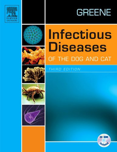 9780721600628: Infectious Diseases of the Dog and Cat, 3e
