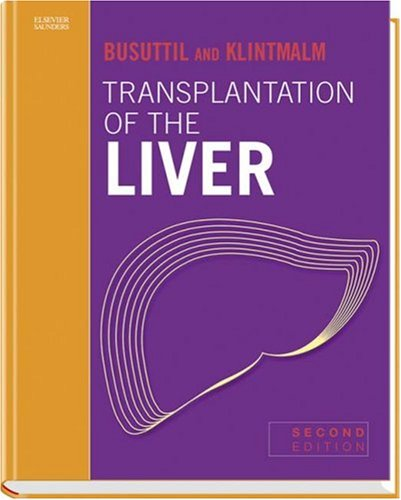 9780721601182: Transplantation of the Liver, 2e