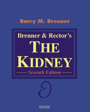 9780721601649: Brenner and Rector's The Kidney: 2-Volume Set