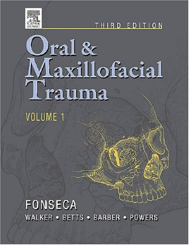 9780721601830: Oral And Maxillofacial Trauma (2 Volume Set)