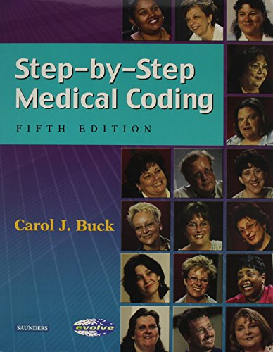 9780721602172: Medical Coding Online (Classroom) to Accompany Step-by-Step Medical Coding (User Guide and Access Code), 5e