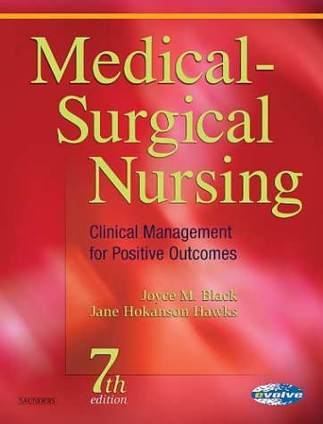 9780721602202: Medical-Surgical Nursing: Clinical Management for Positive Outcomes, Single Volume