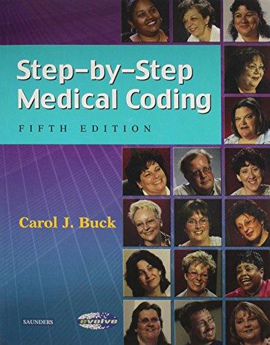 9780721602240: Step-by-step Medical Coding