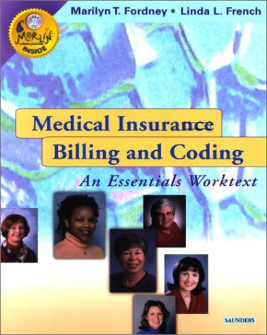 9780721602318: Medical Insurance Billing and Coding & 2003 ICD-9-CM, Volumes 1,2&3 and HCPCS, Level II