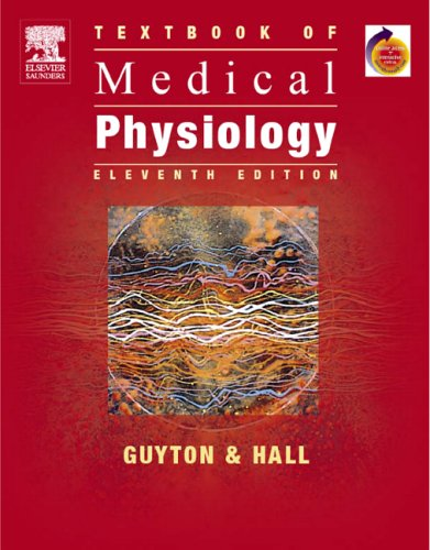 9780721602400: Textbook of Medical Physiology: With STUDENT CONSULT Online Access (Guyton Physiology)