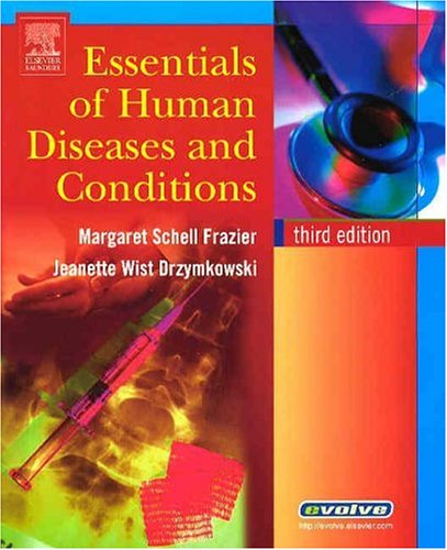 9780721602561: Essentials of Human Diseases and Conditions