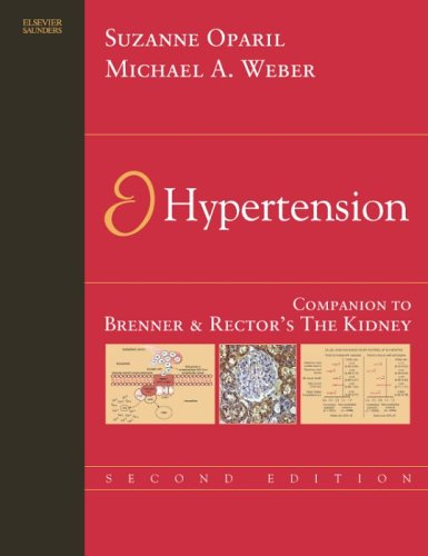 9780721602585: Hypertension: A Companion to Brenner and Rector's The Kidney
