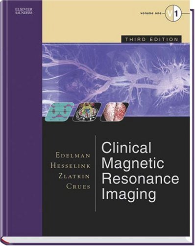 9780721603063: Clinical Magnetic Resonance Imaging: 3-Volume Set