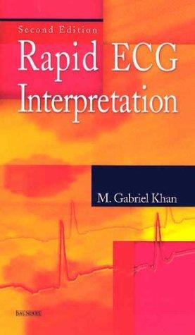 9780721603285: Rapid ECG Interpretation, 2e