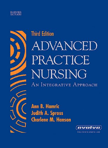 9780721603308: Advanced Practice Nursing: An Integrative Approach, 3e