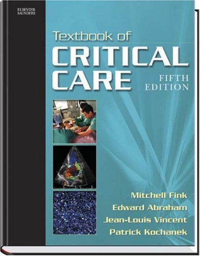 9780721603353: Textbook of Critical Care, 5e (Textbook of Critical Care (Shoemaker))