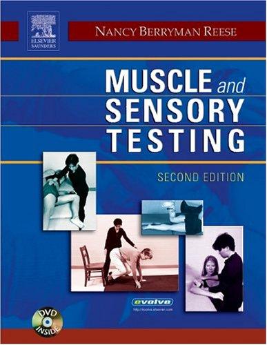 9780721603377: Muscle and Sensory Testing, 2e