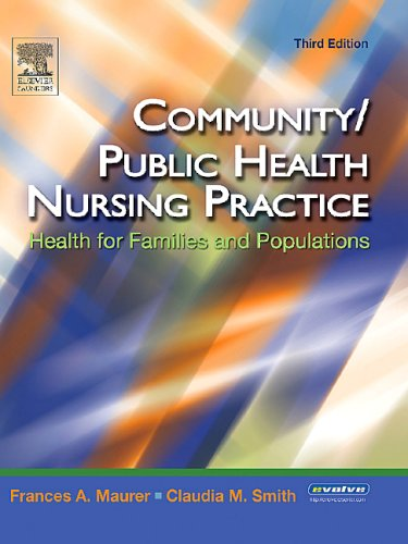 9780721603544: Community/Public Health Nursing Practice: Health for Families and Populations, 3e