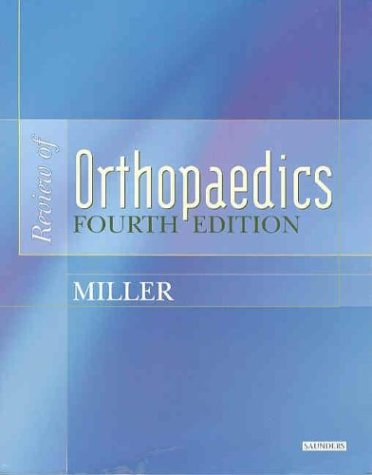9780721603643: Review of Orthopaedics (Miller, Review of Orthopaedics)