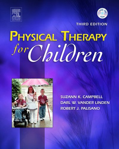 9780721603780: Physical Therapy for Children, 3e