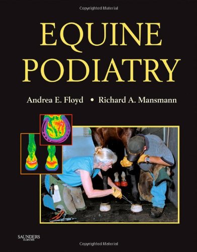 9780721603834: Equine Podiatry, 1e